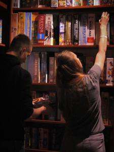 Bibliotek gier planszowych