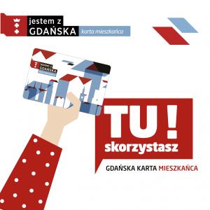 Baner Karta Mieszkańca Gdańska